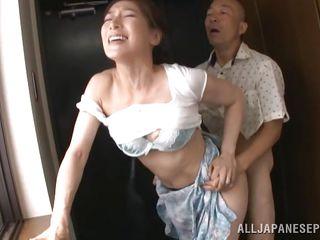 Японское порно зрелых