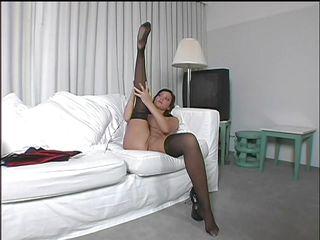 Порно звезды в чулках фото